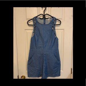 Lush: Romper Shorts